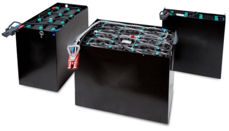 Литий-ионные аккумуляторы для складской техники
