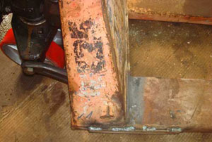 Частые поломки рохли, диагностика, ремонт гидравлических тележек